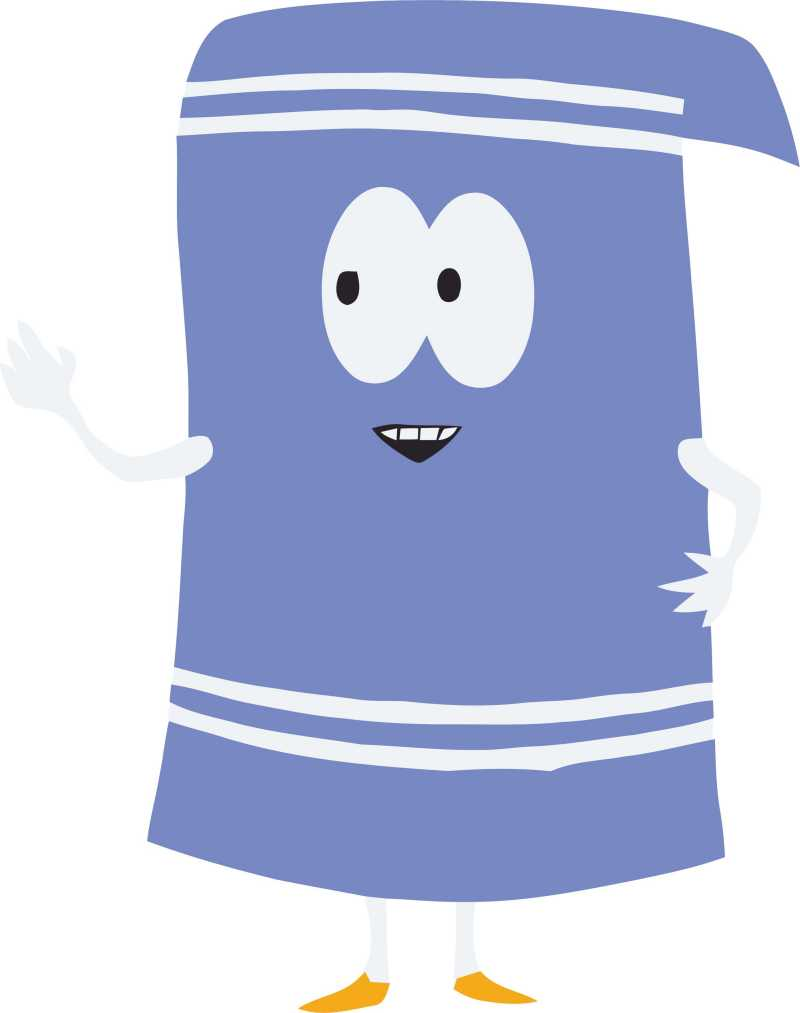 Полотенчик(Towel) из South Park