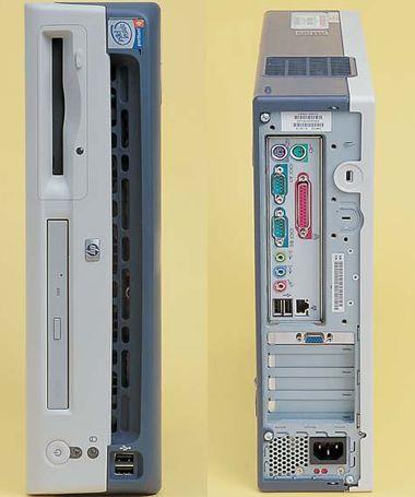 HP Vectra VL420