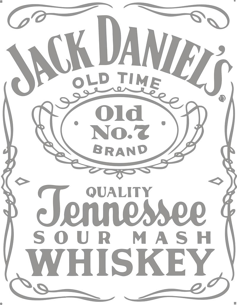 Джек дэниэлс логотип