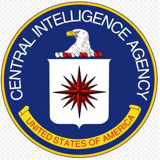 f49182c2b231 - Central intellegence agency (CIA, ЦРУ) логотип в векторе