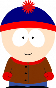 1 191x300 - South Park в векторе, EPS, CDR, PNG