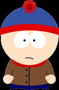 12 197x300 - South Park в векторе, EPS, CDR, PNG