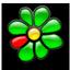 icq logo 2 - Логотип ICQ. ICQ logo.