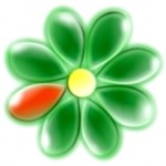 icq logo 3 150x150 - Логотип ICQ. ICQ logo.