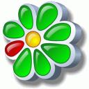 icq logo 7 - Логотип ICQ. ICQ logo.
