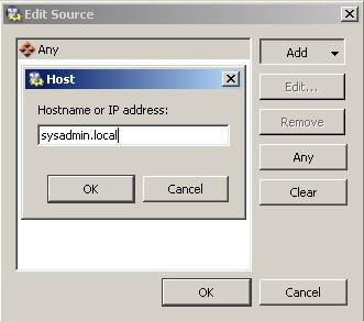 nat kerio 2 - Настройка NAT в Kerio Winroute Firewall