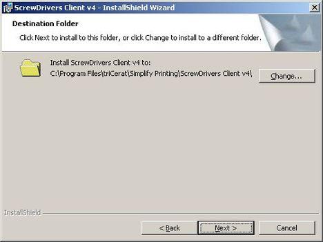 screw drivers client 2 - Установка и настройка ScrewDrivers Client v.4 на клиент терминалов RDP