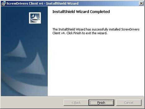 screw drivers client 6 - Установка и настройка ScrewDrivers Client v.4 на клиент терминалов RDP