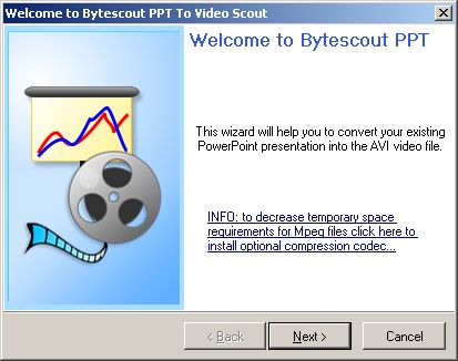 ppt to video 1 - Как конвертировать презентацию PPT PowerPoint в MPEG Видео