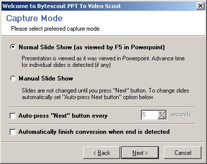 ppt to video 4 - Как конвертировать презентацию PPT PowerPoint в MPEG Видео