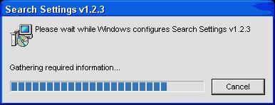 search settings 1 2 3 - При открытии Explorer начинается установка Search Settings 1.2.3