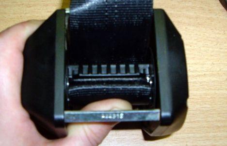8 web - Устройство катушки ремня безопасности