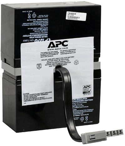 apc back rs1000 akb - Ремонт блока батарей RBC32 / APC Back-UPS RS 1000