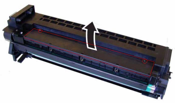 di1 52 - Konica Miniolta DI-152 мажет и пачкает убмагу