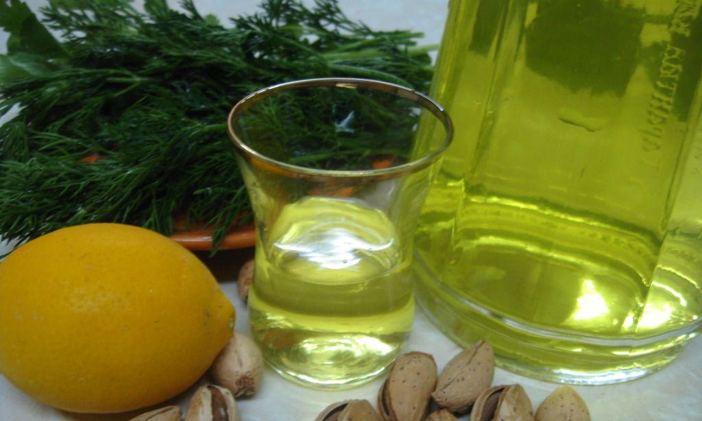 263902 - Лимонная настойка на водке — как сделать?