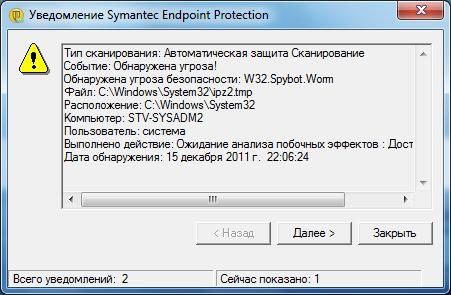 ipz - Хитрый вирус IPZ.EXE или как нельзя ставить Radmin