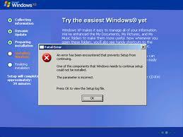 images - Ошибка данных CRC при установке Windows XP