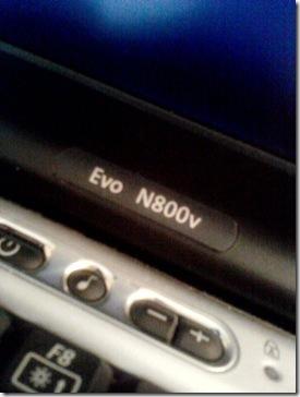 0 thumb - Как разобрать ноутбук Compaq EVO N800v
