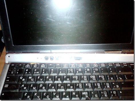 2 thumb - Как разобрать ноутбук Compaq EVO N800v
