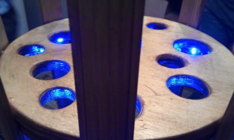 24 468x280 - Светодиодная лампа-светомузыка своими руками
