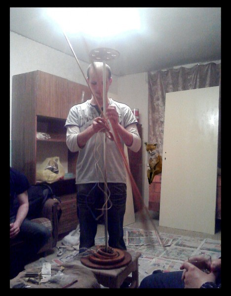 29 468x600 - Светодиодная лампа-светомузыка своими руками