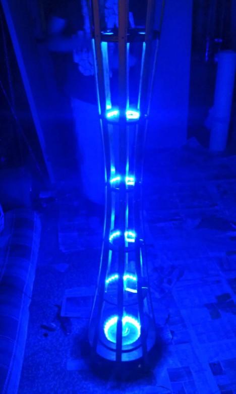 38 468x781 - Светодиодная лампа-светомузыка своими руками