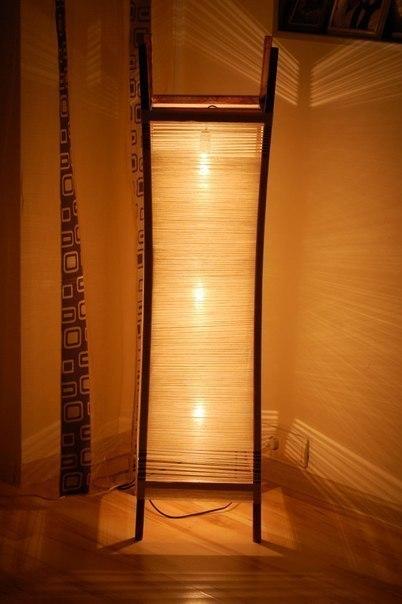 3052c77 - Очередная лампа своими руками