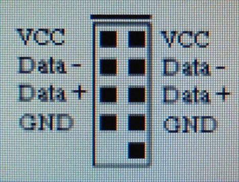 P1000023 468x357 - Распиновка Front panel и USB для Chaintech mk8m800 Ver. 1.0