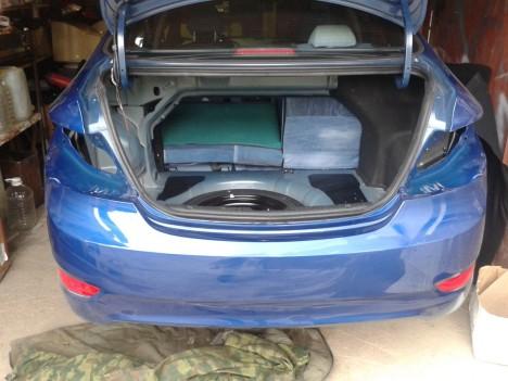 20140607 125917 468x351 - Установка парктроников на Hyundai Solaris
