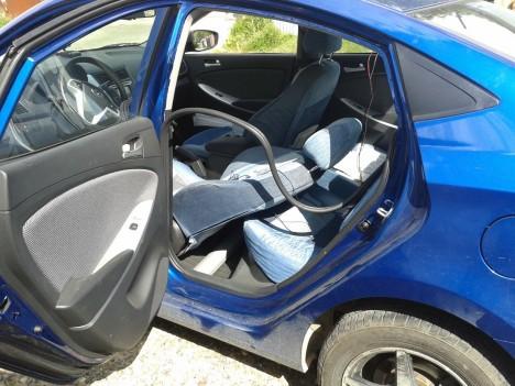 20140607 160728 468x351 - Установка парктроников на Hyundai Solaris