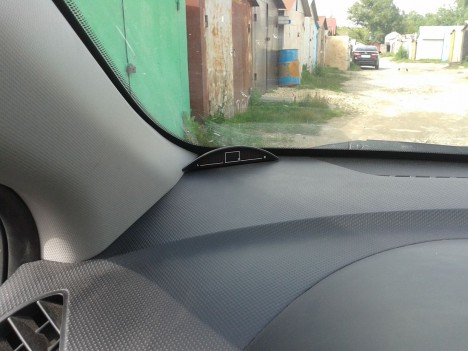 20140607 164837 468x351 - Установка парктроников на Hyundai Solaris