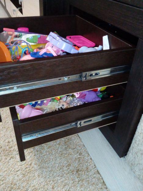 11 468x624 - Что делать, если мебельные ящики проваливаются, застревают и не вообще бесят?
