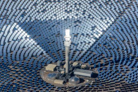 1 468x312 - Солнечные башни в пустыне