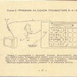 22 150x150 - Инструкция для Модульного Радиоконструктора Электроника Т 802