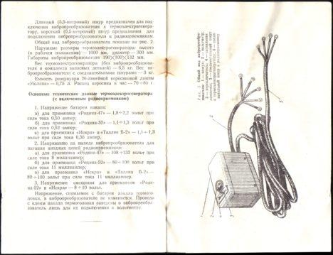 3 6 468x359 - Инструкция пользования описание и схема Термоэлектрогенератора ТГК-3